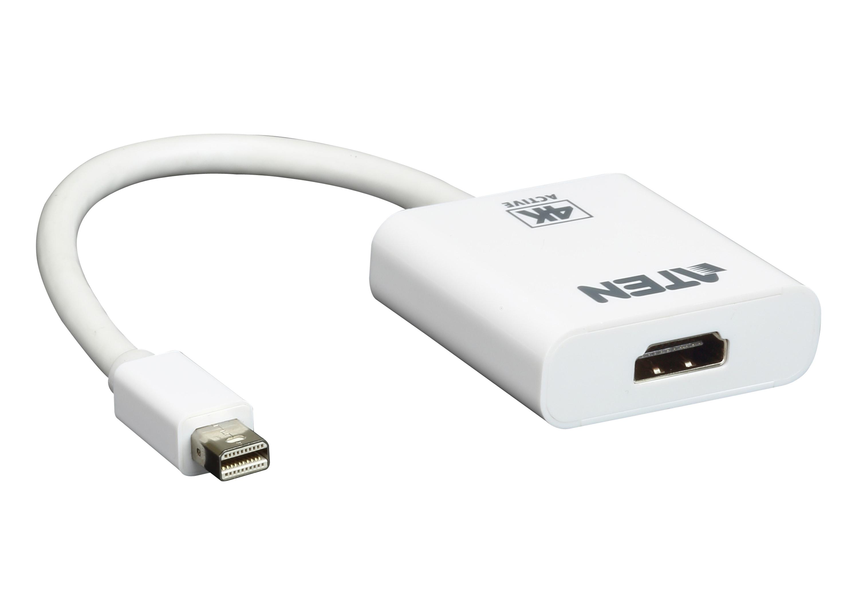 Mini DisplayPort to 4K HDMI Active Adapter-1