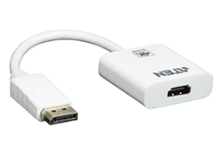DisplayPort to 4K HDMI Active Adapter