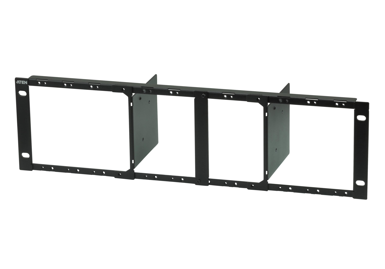 エクステンダー用ラックマウントキット(3Uサイズ)-1