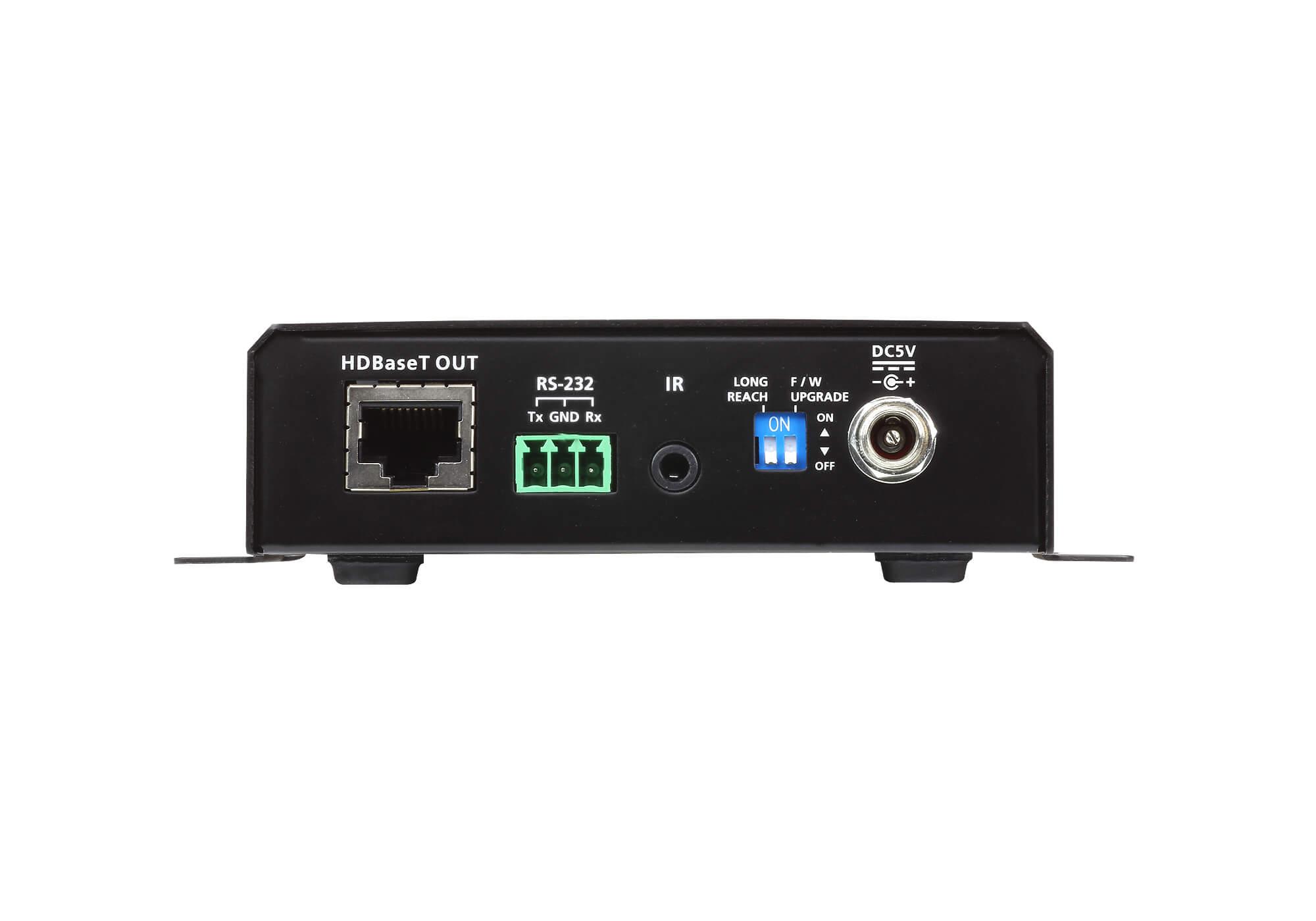 HDMI & VGA ツイストペアケーブルトランスミッター(4K対応)-2