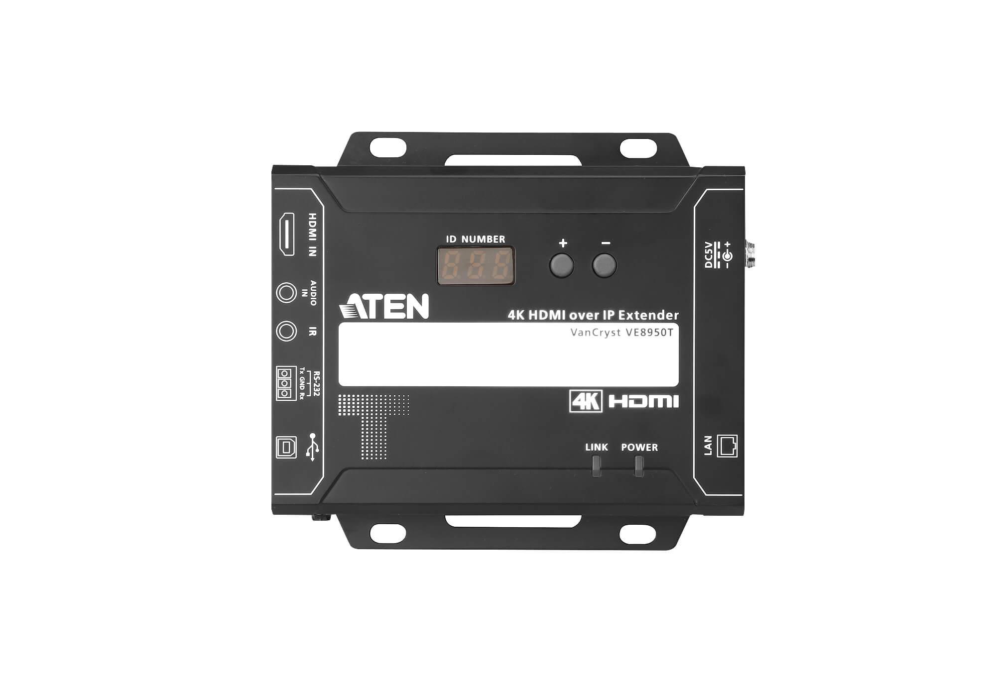 4K HDMI over IP Extender-8