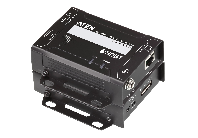 DisplayPort HDBaseT-Lite Extender (4K@40m; 1080p@70m)-1