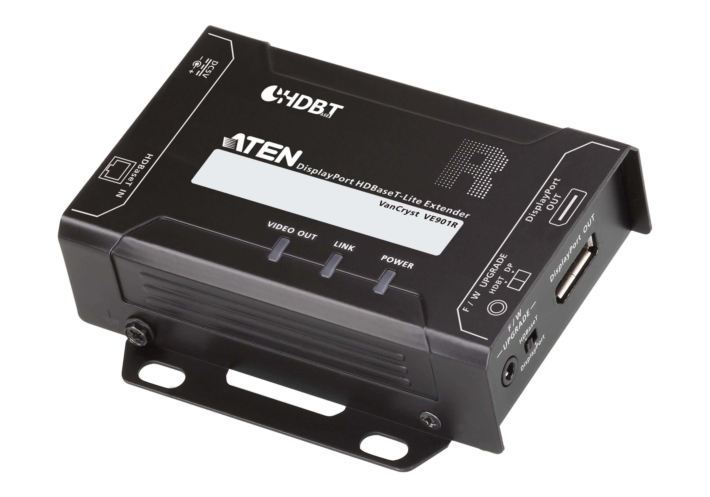 DisplayPort HDBaseT-Lite Receiver (4K@40m; 1080p@70m)-1