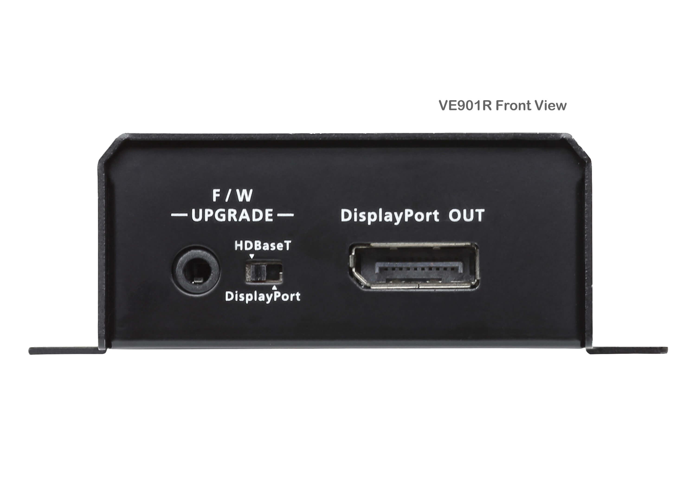 DisplayPort HDBaseT-Lite Receiver (4K@40m; 1080p@70m)-2