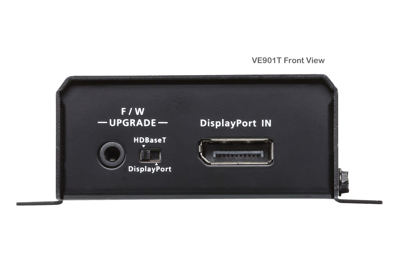 DisplayPort HDBaseT-Lite Extender (4K@40m; 1080p@70m)-2