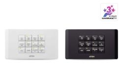 Système de contrôle ATEN - Clavier à 12 boutons (UE, 2 Gangs)