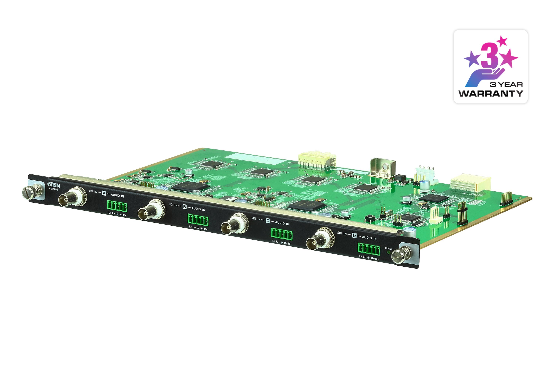 4ポート3G-SDI入力ボード-1