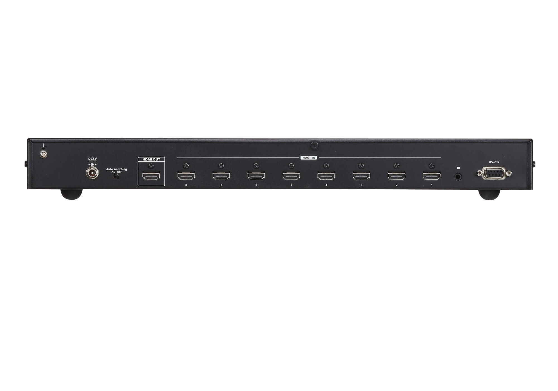 8ポートTrue 4K HDMIスイッチャー-2