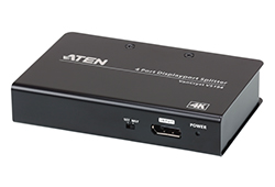4-Port 4K DisplayPort Splitter