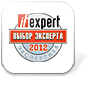 IT Expert Choice Award