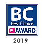 Best Choice Award 2019
