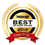 Interop 2019 Best of Show Award - Grand Prix (Gadget)