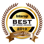 Interop 2019 Best of Show Award - Special Prize (Gadget)