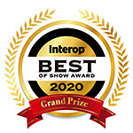 INTEROP Best of Show Award 2020 Grand Prize (Gadget)