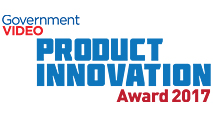Government Video Product Innovation Award 2017