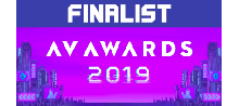 AV Awards Finalist 2019