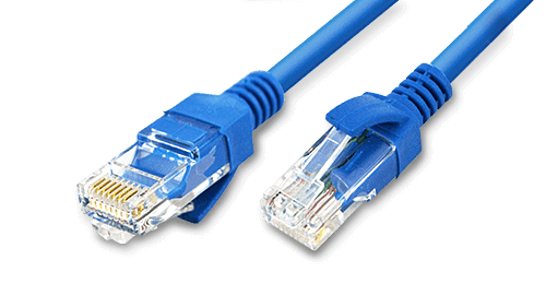 Cables de datos/par trenzado CAT 5