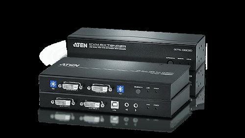 PS//2 M/âle 3m C/âble Adaptateur KVM ATEN 2L1603P DB-25 M/âle vers VGA M/âle
