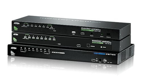 Rack Mount KVM Switches