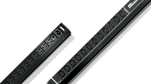 Outlet-Metered PDU:er