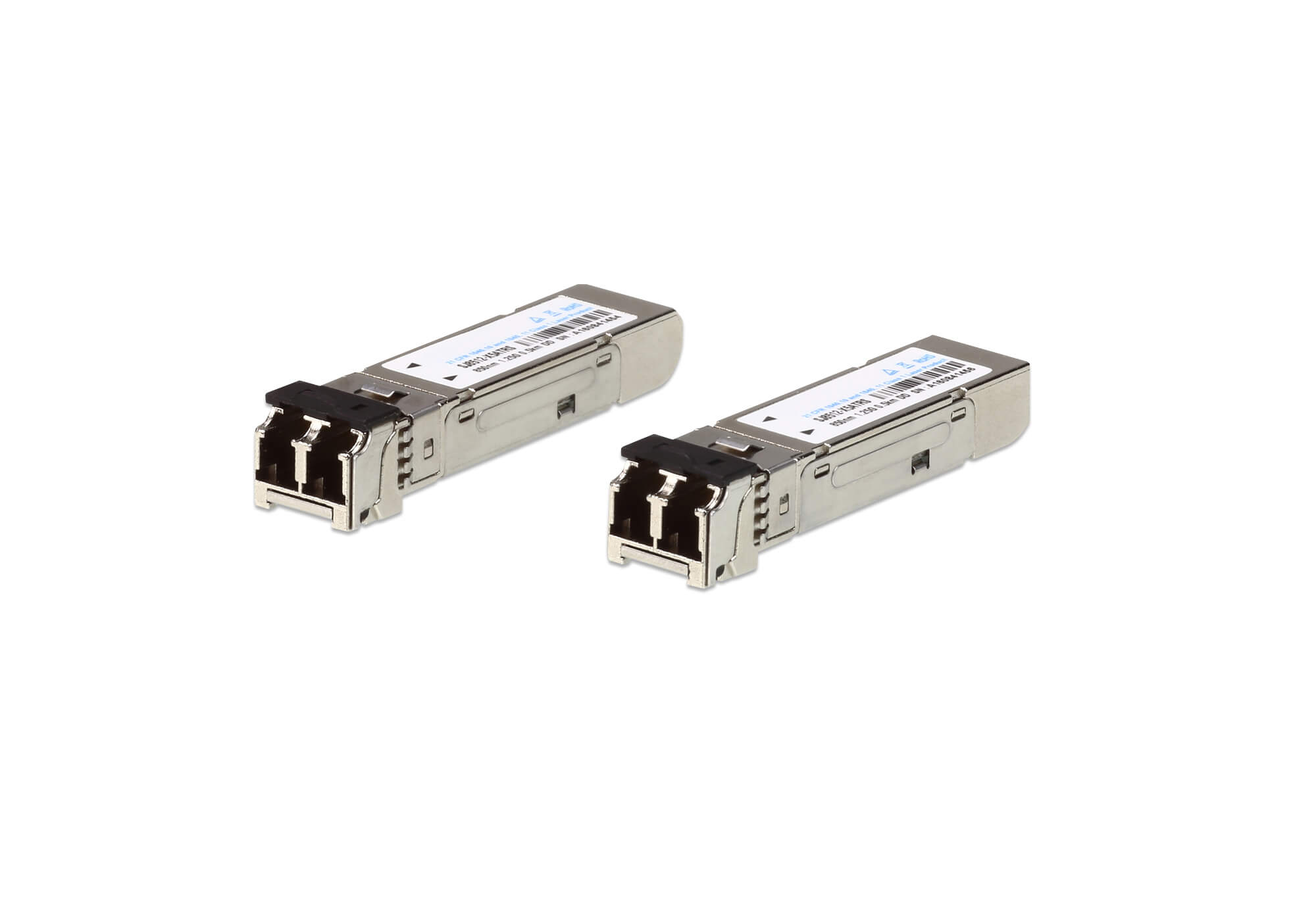Fiber Multi-Mode 1.25G SFP Transceiver Module (550M) (2 pcs per Package)-1