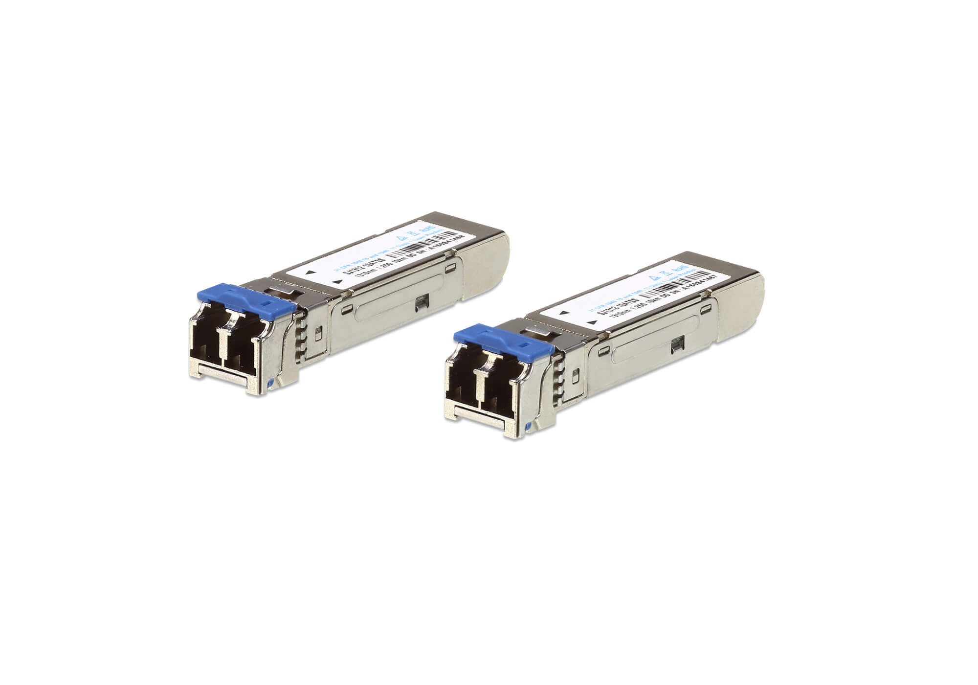 Fiber Single-Mode 1.25G SFP Transceiver Module (10KM) (2 pcs per Package)-1