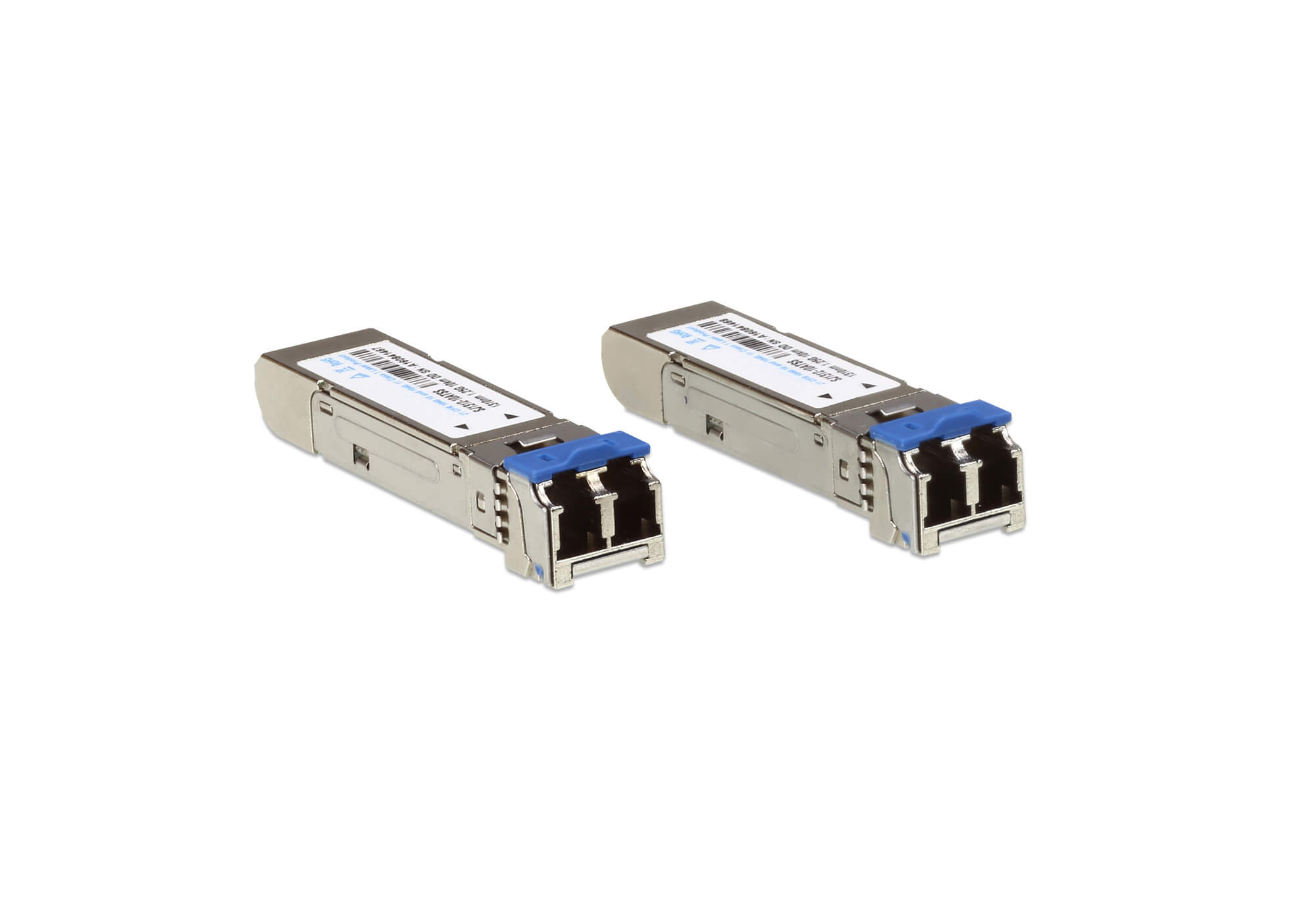 Fiber Single-Mode 1.25G SFP Transceiver Module (10KM) (2 pcs per Package)-2
