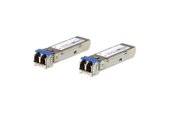 Fiber Single-Mode 1.25G SFP Transceiver Module (10KM) (2 pcs per Package)
