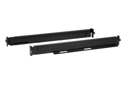 Easy Installation Rack Montageset (Kurz) für LCD KVM Switch/Konsole