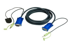3 M Port Switching VGA-Kabel