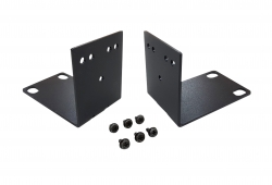 2/4-Port Single Display Secure KVM Rack Mount Kit
