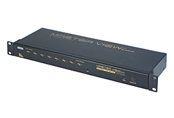 8-Port PS/2 VGA KVM Switch with Daisy-Chain Port