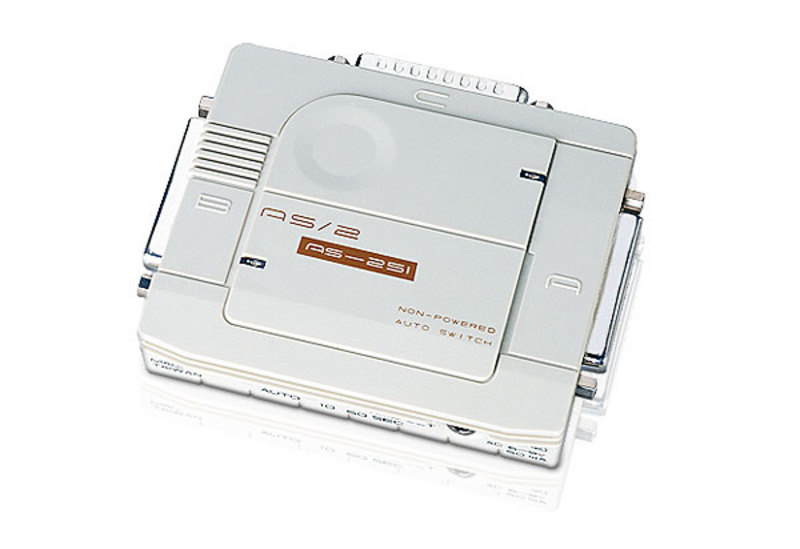 Switch Automático Serial RS232 (2 a 1)-1