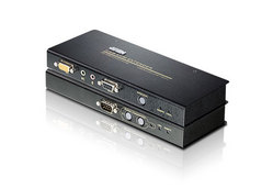 USB VGA/Audio Cat 5 KVM Extender (1280 x 1024@200m)