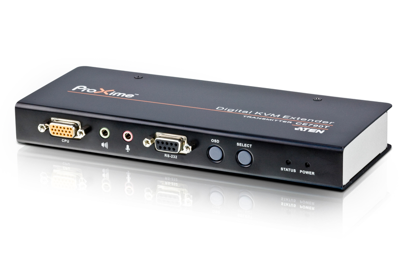 Digital USB Console Extender w/ Audio Support (Transmitter)-1