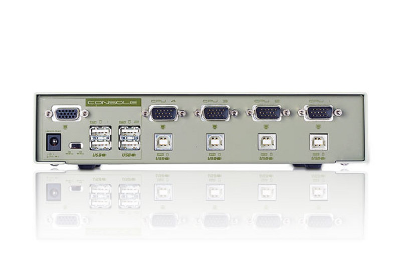 4-Port USB KVMP Switch-2