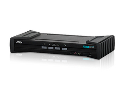 Sicherer 4-Port-USB-DVI-KVM-Switch (NIAP-Common-Criteria-konform)