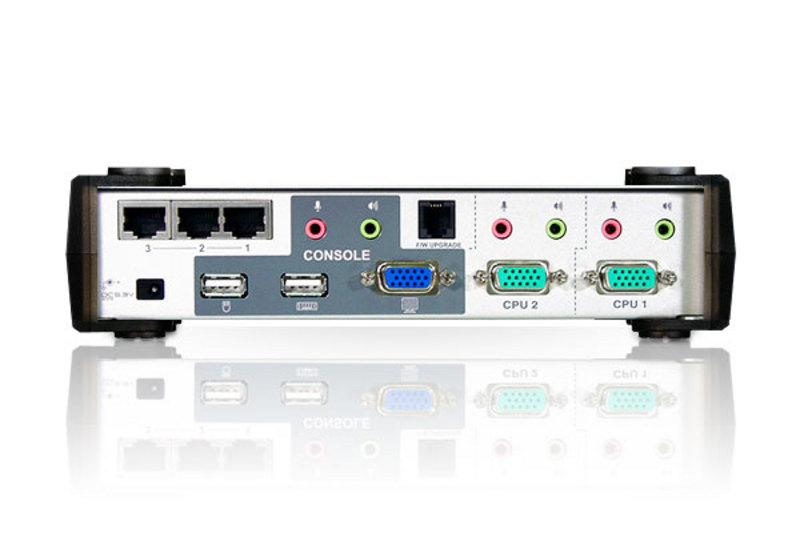 USB 2.0-KVME™-Switch mit 2 Ports-2