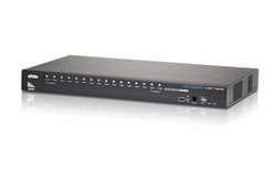 16-Port USB HDMI/Audio KVM Switch