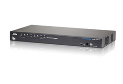 Commutateur KVM HDMI/audio USB 8 ports
