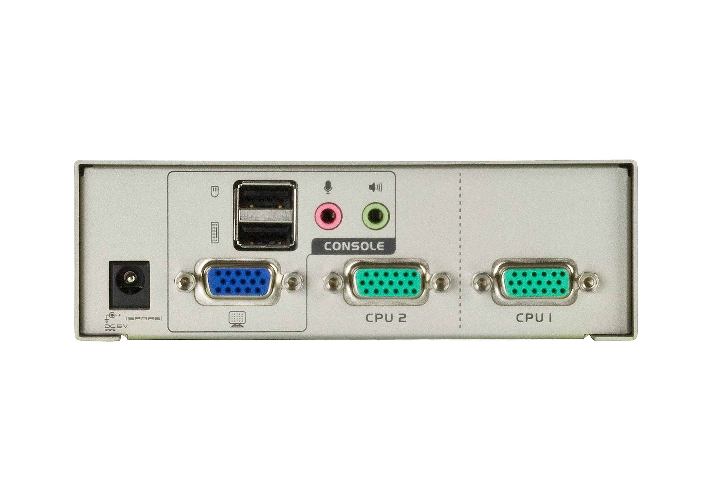Switch KVM USB VGA/Audio 2-porte-2