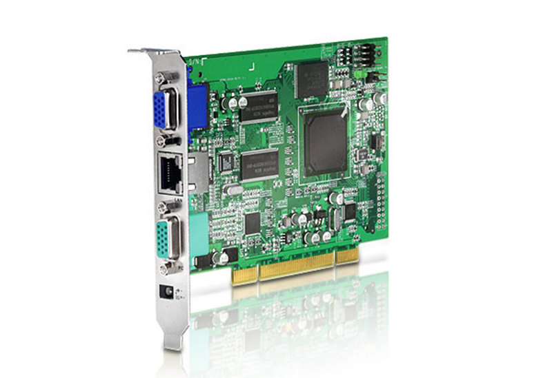 Over IP Control PCI Card (KVM + Power), with Virtual Media-1