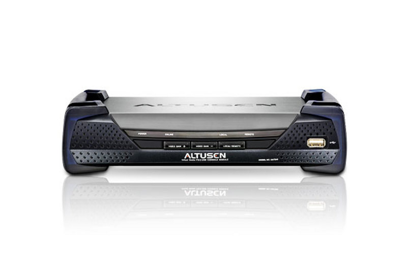 Modulo console PS/2-USB VGA Virtual Media-3