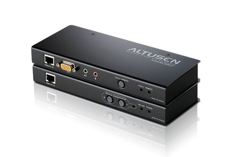 Audio KVM Extender
