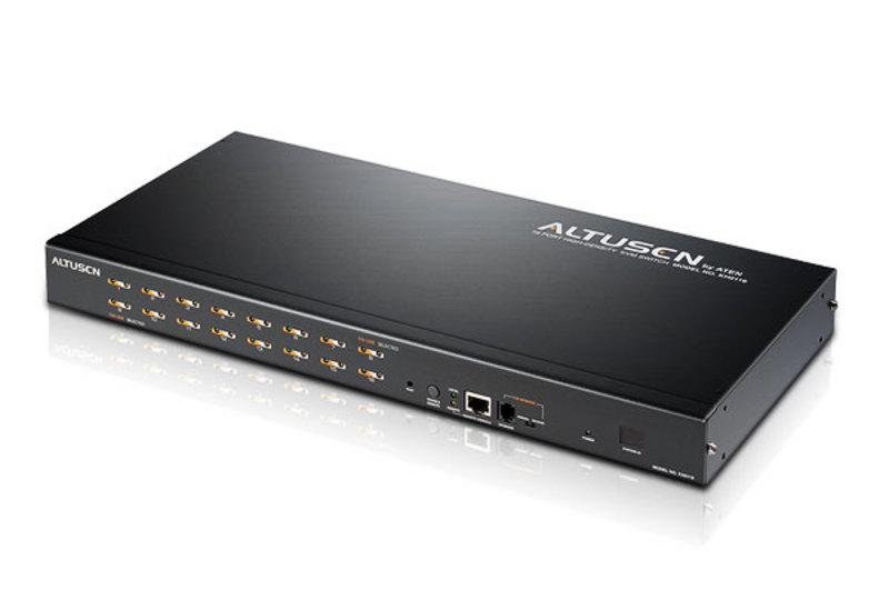 16-Port High-Density KVM Switch-2