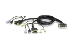 DVI KVM Cable