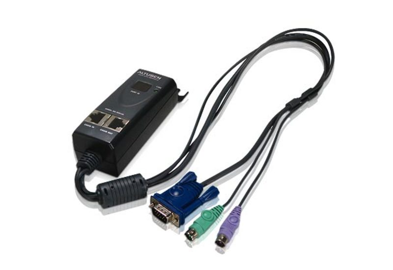 PS/2 KVM Adapter  Cable-2