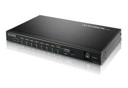 8-Port Switched 1U Power Distribution Unit (PDU), (8 x C13)