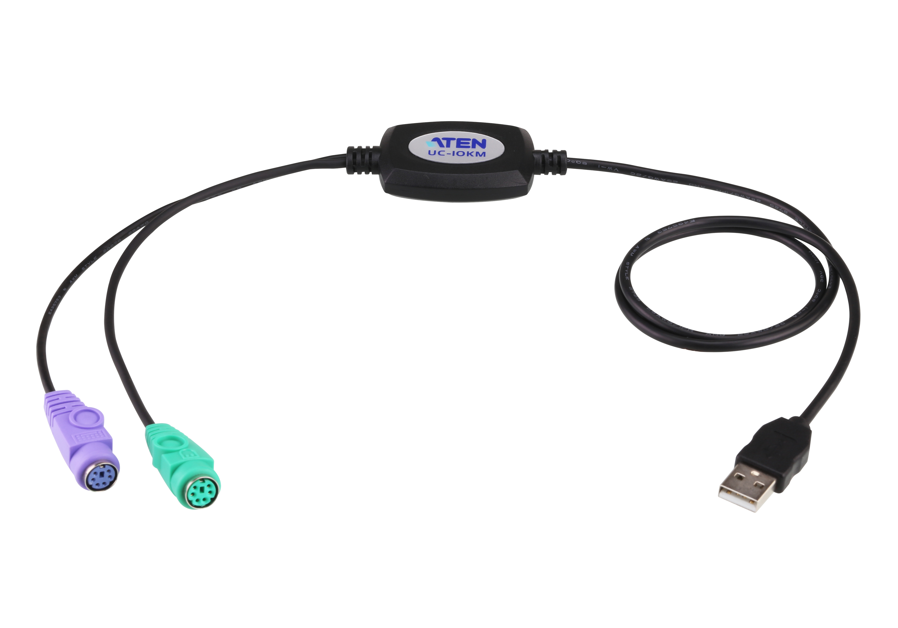 PS/2 to USB Adapter (90cm)-2