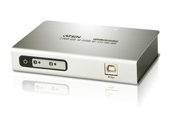 2-Port USB to RS-485/422 Hub